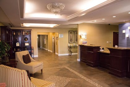 Lobby | Holiday Inn Express Hotel & Suites Southern Pines