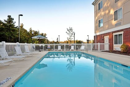Pool | Holiday Inn Express Hotel & Suites Southern Pines