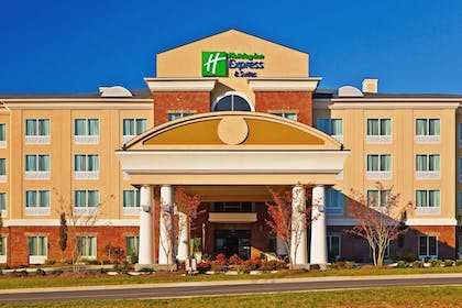 Exterior   Holiday Inn Express Hotel Ooltewah Springs-Chattanooga