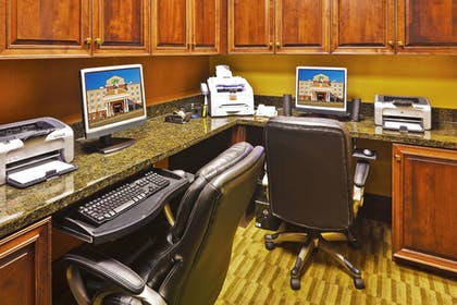 Business Center   Holiday Inn Express Hotel Ooltewah Springs-Chattanooga