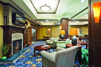 Lobby   Holiday Inn Express Hotel Ooltewah Springs-Chattanooga