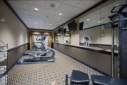 Fitness Facility | Holiday Inn Express & Suites Green Bay East