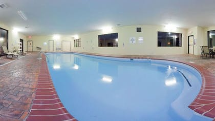 Indoor Pool   Holiday Inn Express Hotel & Suites Franklin