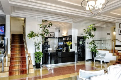 Check-in/Check-out Kiosk | Riviera Suites South Beach, a South Beach Group Hotel