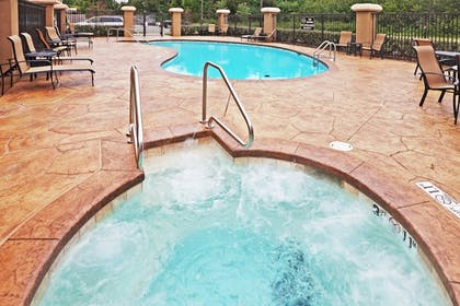 Pool   Holiday Inn Express Hotel & Suites Durant