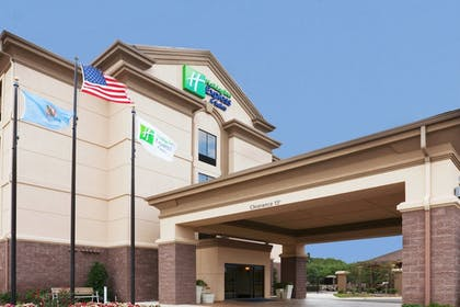 Exterior   Holiday Inn Express Hotel & Suites Durant