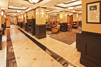 Interior   Holiday Inn Express Hotel & Suites Durant