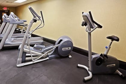 Fitness Facility   Holiday Inn Express Hotel & Suites Durant