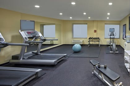 Fitness Facility | TownePlace Suites by Marriott Albany Downtown/Medical Center