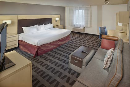 Guestroom | TownePlace Suites by Marriott Albany Downtown/Medical Center