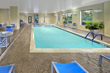 Indoor Pool | TownePlace Suites by Marriott Albany Downtown/Medical Center