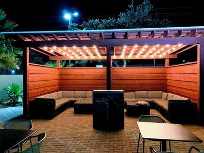 Terrace/Patio | Holiday Inn Brownsville