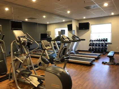 Fitness Facility | Holiday Inn Brownsville