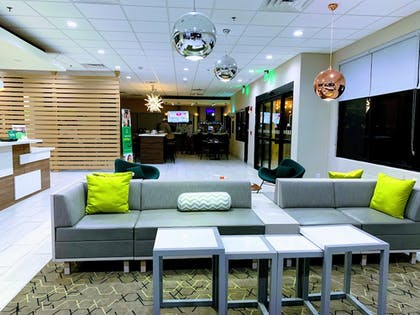 Lobby | Holiday Inn Brownsville