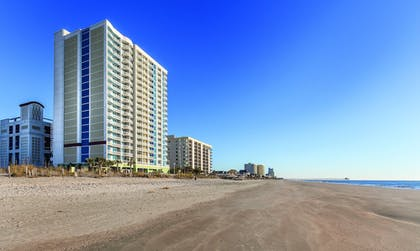 Beach | Wyndham Vacation Resorts Towers on the Grove