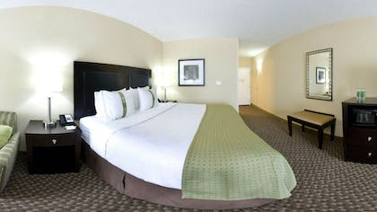 Guestroom | Holiday Inn Hotel & Suites Memphis - Wolfchase Galleria