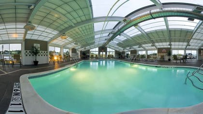 Indoor Pool | Holiday Inn Hotel & Suites Memphis - Wolfchase Galleria