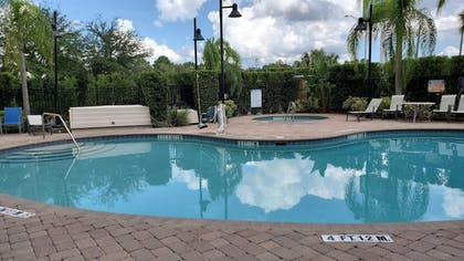 Pool | Holiday Inn Express & Suites, International Drive