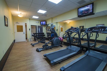 Fitness Facility | Holiday Inn Express & Suites, International Drive