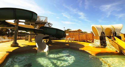 Waterslide | Flying L Ranch Resort
