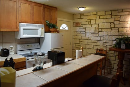 In-Room Kitchen | Flying L Ranch Resort
