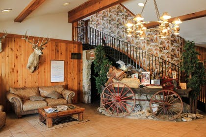 Interior Entrance | Flying L Ranch Resort