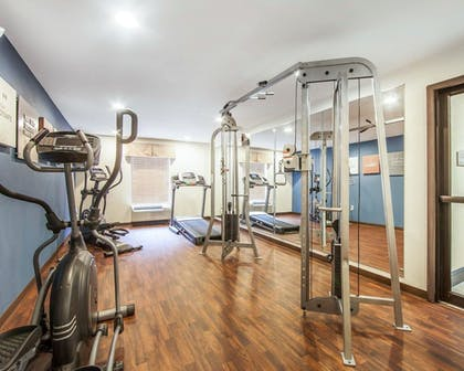 Fitness Facility | Comfort Suites Rome