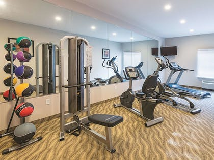 Fitness Facility | La Quinta Inn & Suites by Wyndham Glen Rose