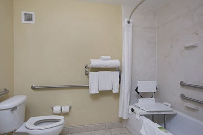 Bathroom   Holiday Inn Express & Suites Somerset Central