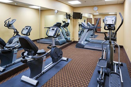 Fitness Facility   Holiday Inn Express & Suites Somerset Central