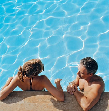 Outdoor Pool | Four Points by Sheraton Ontario-Rancho Cucamonga