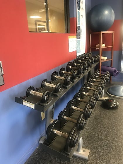 Fitness Facility | Four Points by Sheraton Ontario-Rancho Cucamonga