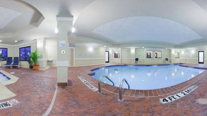 Indoor Pool | Holiday Inn Express Hotel & Suites GUYMON