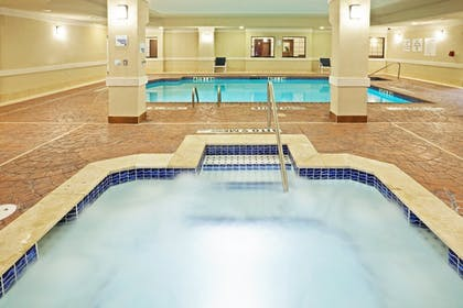 Pool | Holiday Inn Express Hotel & Suites GUYMON