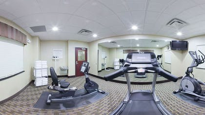 Gym | Holiday Inn Express Hotel & Suites GUYMON