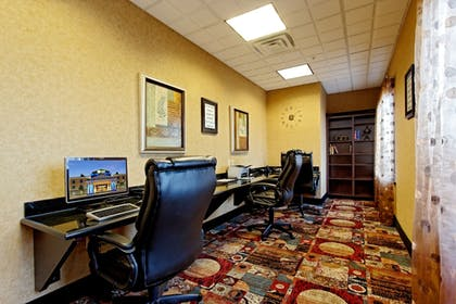 Business Center | Holiday Inn Express Hotel & Suites Odessa