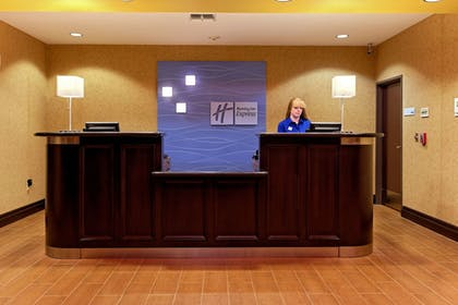Lobby | Holiday Inn Express Hotel & Suites Odessa