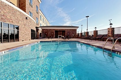 Pool | Holiday Inn Express Hotel & Suites Odessa