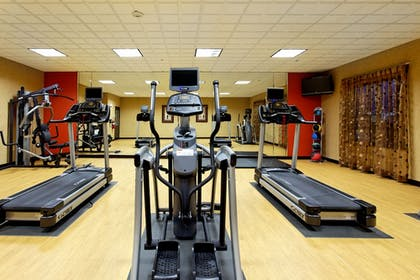Fitness Facility | Holiday Inn Express Hotel & Suites Odessa