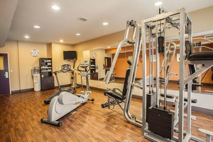 Fitness Facility | Comfort Suites Bloomington