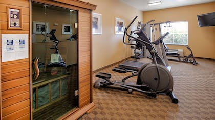 Sports Facility | Best Western Plus Guymon Hotel & Suites