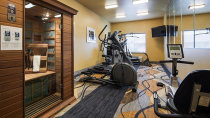 Fitness Facility | Best Western Plus Guymon Hotel & Suites