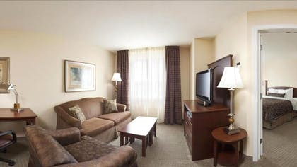 Living Room | Staybridge Suites Chattanooga at Hamilton Place