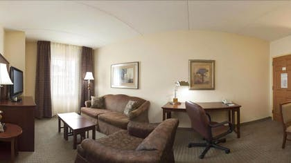 Living Area | Staybridge Suites Chattanooga at Hamilton Place