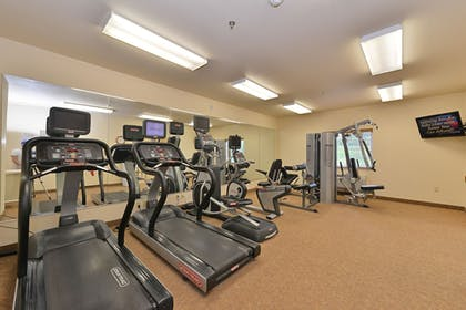 Fitness Facility | Candlewood Suites Springfield North