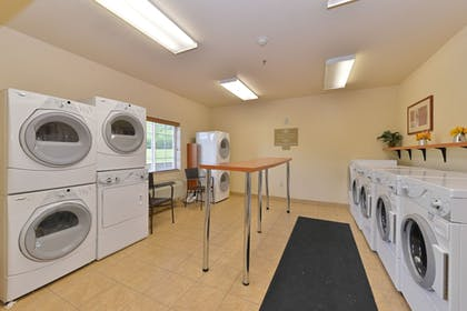 Laundry Room | Candlewood Suites Springfield North
