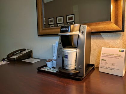 In-Room Coffee | Holiday Inn Express Hotel & Suites Merced