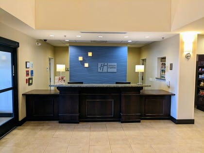 Interior | Holiday Inn Express Hotel & Suites Merced