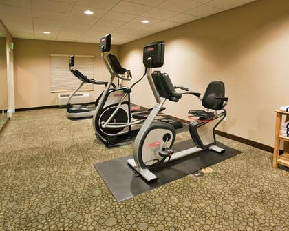 Fitness Facility | Holiday Inn Express Hotel & Suites Merced