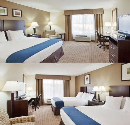 Guestroom View | Holiday Inn Express Hotel & Suites Merced